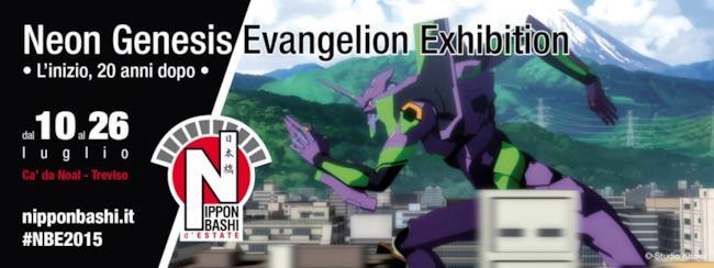 La Neon Genesis Evangelion Exhibition si svolgerà a Treviso