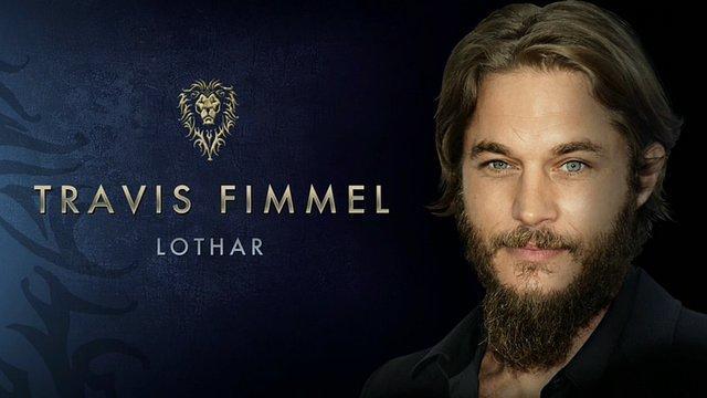 Travis Fimmel nel cast di Warcraft