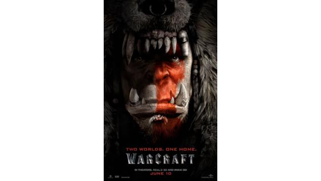 Durotan nel character poster di Warcraft