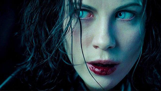 Kate Beckinsale nei film di Underworld