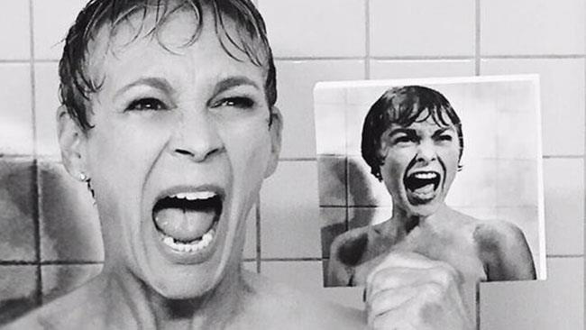 Scream Queens omaggia Psycho e Jamie Lee Curtis gira la scena della doccia