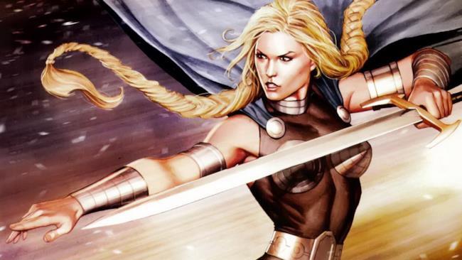 Valchiria potrebbe fare il suo debutto in Thor: Ragnarok