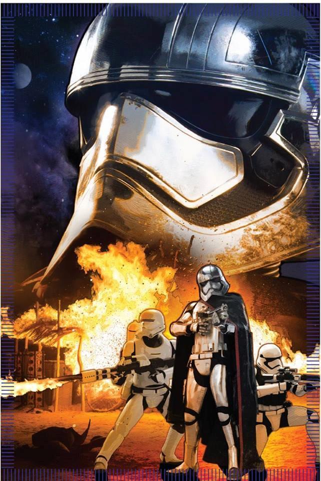 Poster promozionale di Star Wars: Il Risveglio della Forza