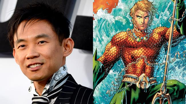 James Wan, regista di Aquaman