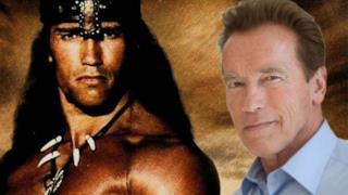 Arnold Schwarzenegger come Conan il Barbaro