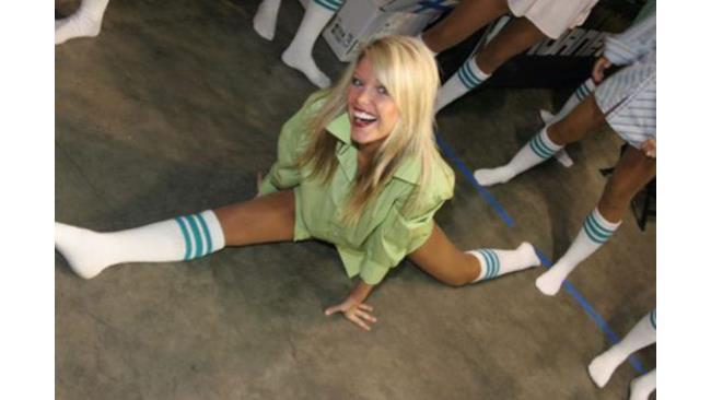 Le ragazze con le calze - 1