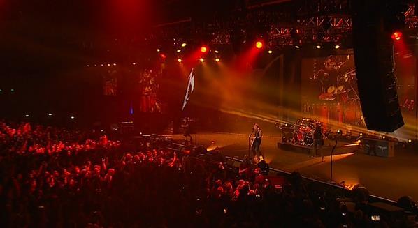Metallica live alla BlizzCon 2014