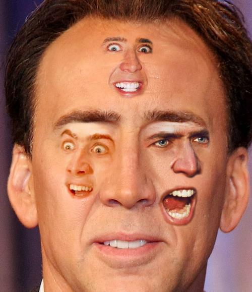 Meme di Nicolas Cage