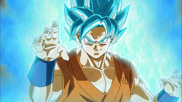Dragon Ball Super abbandona il ridicolo nome Super Saiyan God Super Saiyan
