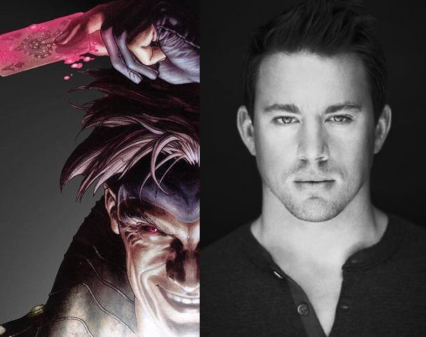 Channing Tatum interpreterà Gambit nel nuovo film