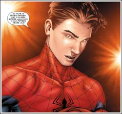 Peter Parker nei fumetti di Civil War