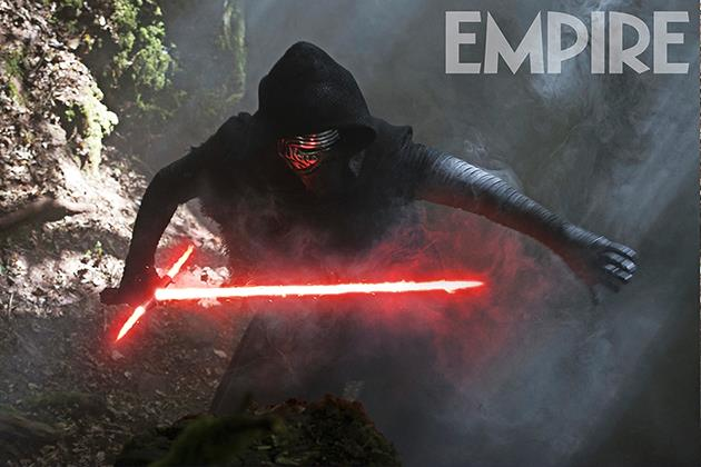 Kylo Ren in Star Wars Episodio 7