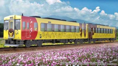 In Giappone si viaggia con un treno dedicato a Pikachu