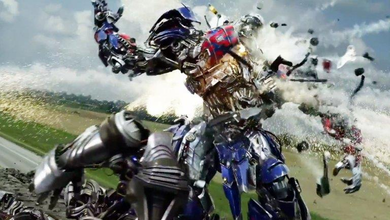 TV Spot di Transformers 4
