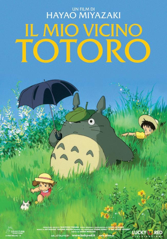 A dicembre 2015 Il Mio Vicino Totoro arriva nei cinema italiani per due giorni