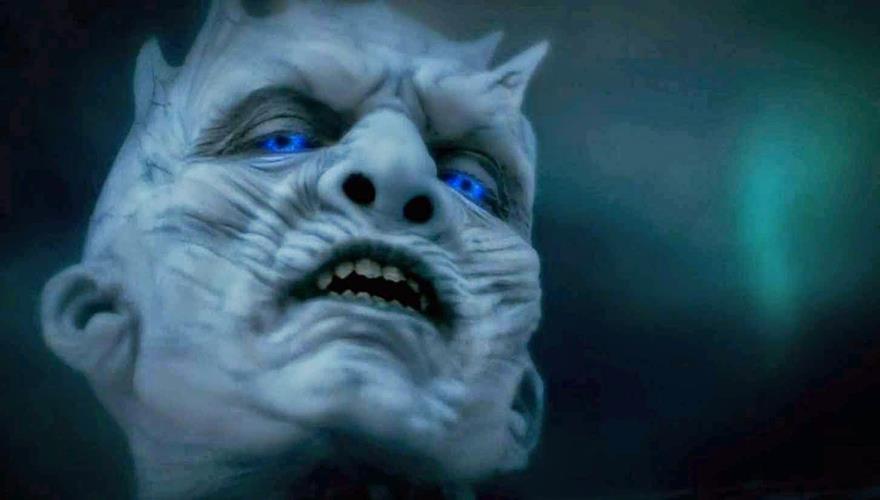Uno degli Estranei speciali visti nella stagione 4 di Game of Thrones