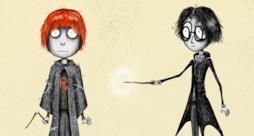 Harry Potter immaginato  da Tim Burton sarebbe stato così!