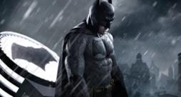 Batman in una fanart di timetravel6000v2