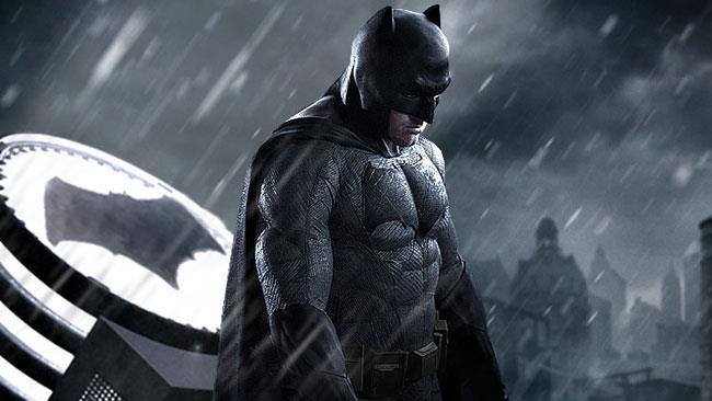 Batman in una fanart di timetravel6000v2
