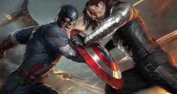 Capitan America affronta il Winter Soldier, suo possibile successore