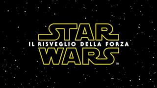 Star Wars Episodio 7, il logo