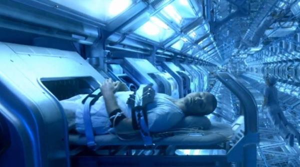 Fotogramma dal film Avatar