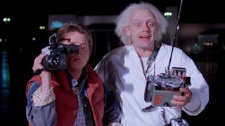Marty e Doc in ritorno al Futuro