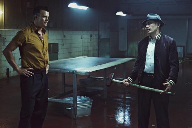 James Franco alias Jake Epping in una scena della serie 11.22.63