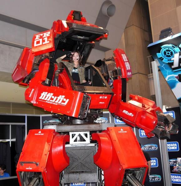 Il Kurata, il robot gigante giapponese