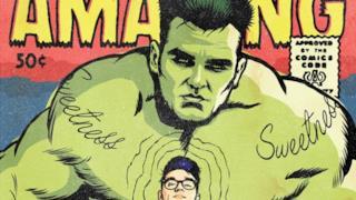 Icone post-punk reimmaginate come supereroi Marvel