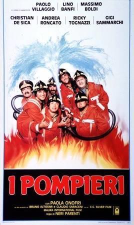 Locandina de I pompieri