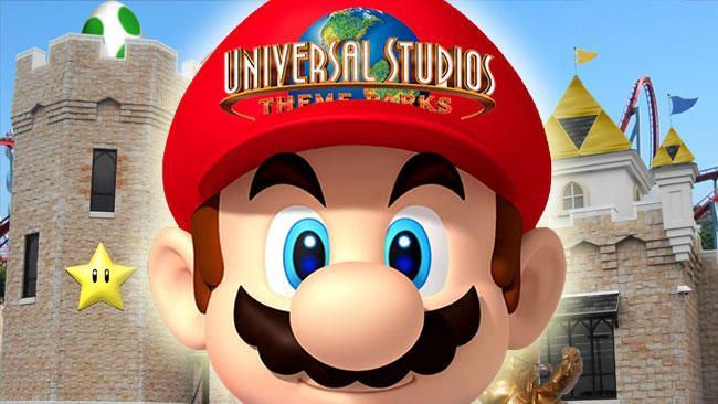 Un accordo con Universal farà diventare reale Nintendo Land