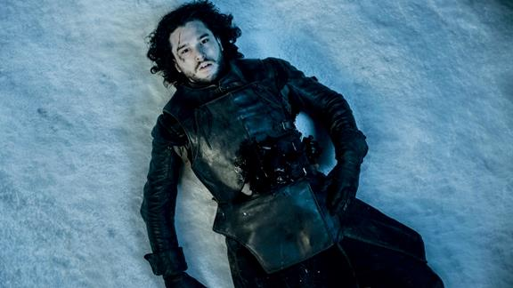 La morte di Jon Snow nel finale di Game of Thrones 5