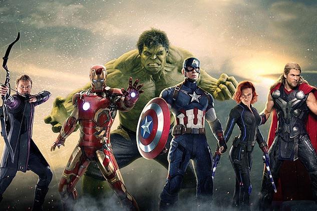 Gli Avengers in Age of Ultron