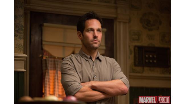 Paul Rudd sarà Scott Lang in Ant-Man