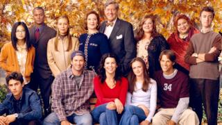 Alcuni membri del cast di Una Mamma per Amica si incontrano ad una reunion