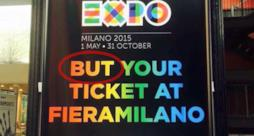 But Your Ticket At Fieramilano