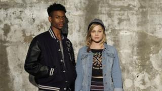 Gli interpreti di Cloak & Dagger