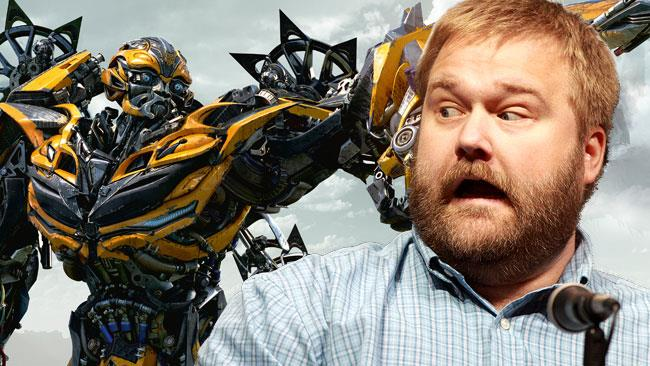 Robert Kirman entra nel franchise di Transformers