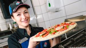 Domino's Pizza arriva in Italia