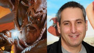 Dungeons & Dragons e il regista Rob Letterman
