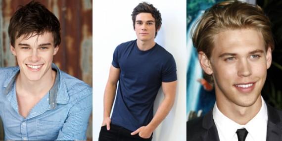 I tre candidati al ruolo del Red Ranger nel film di Lionsgate