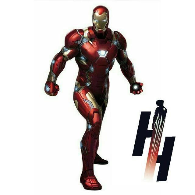 Prima immagine dell'armatura di Iron Man in Capitan America: Civil War