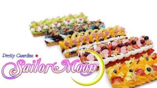 Le torte ispirate alle guerriere Sailor