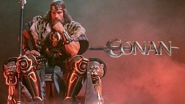 Conan il Barbaro nella Leggenda di Conan