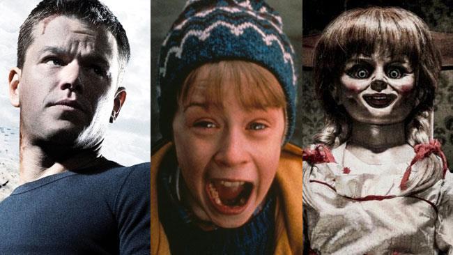 Questa sera guarda The Bourne Ultimatum, Annabelle e Mamma ho Riperso l'Aereo