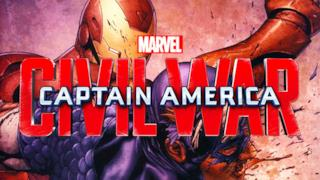 Capitan America: Civil War ha un nuovo logo