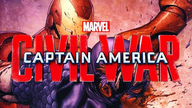 Capitan America: Civil War ha un nuovo logo