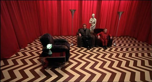 La Red Room di Twin Peaks
