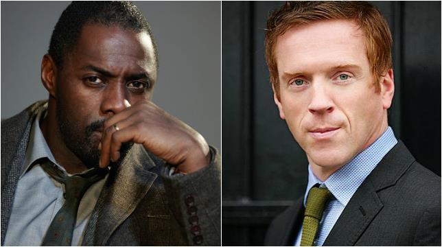 Idris Elba e Damian Lewis sono i concorrenti di Tom Hiddleston come nuovo 007